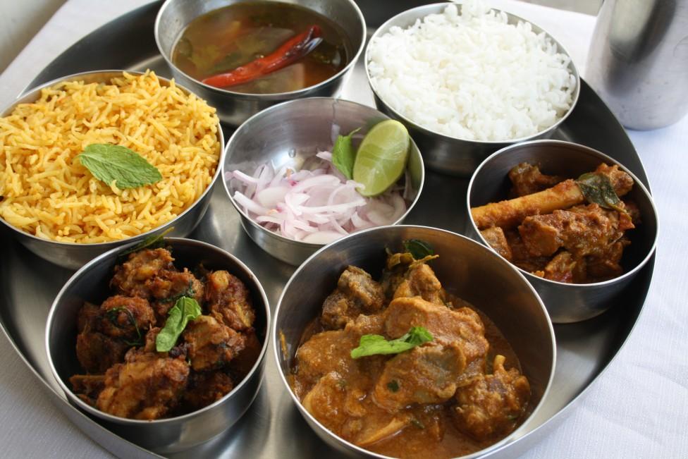 Andhra Kitchen Menu